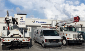 D Electrician Technical Services review