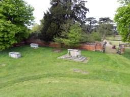 Atop Tappa's mound