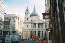 St.Paul's&Ludgate Hill