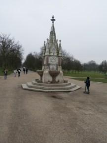 Fountain Regent's Park2