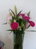 vase of flawers