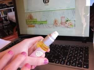 aceites esenciales en las cremas cosmeticas