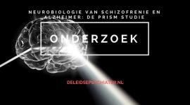 Lopend Leids onderzoek: neurobiologie van schizofrenie en Alzheimer