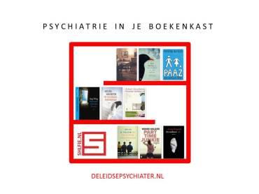 Hoeveel psychiatrie heb jij in je boekenkast?