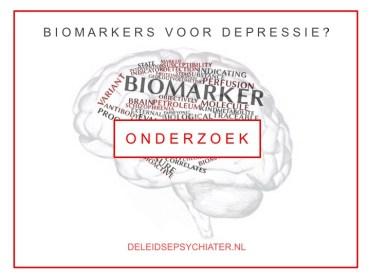Biomarkers voor depressie?