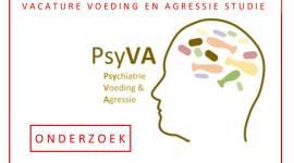 Vacature Voeding & Agressie studie
