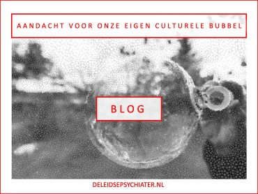 Aandacht voor onze eigen culturele bubbel