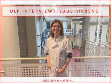 DLP interviewt: Juul Ribbens, psychiater LUMC