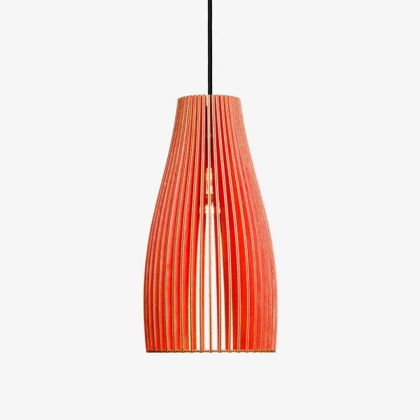 Lámpara Ena de Iumi rojo