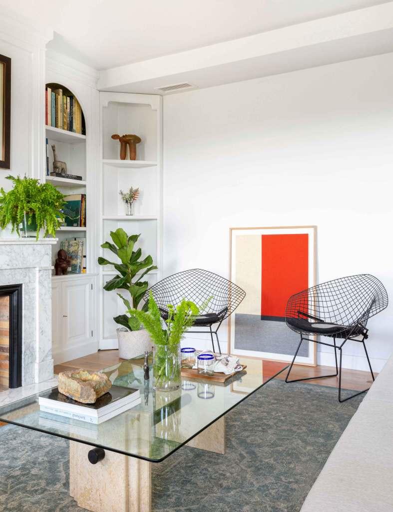 Proyecto de decoracion y amueblamiento de piso en Ciudad universitaria Madrid por Deleite design