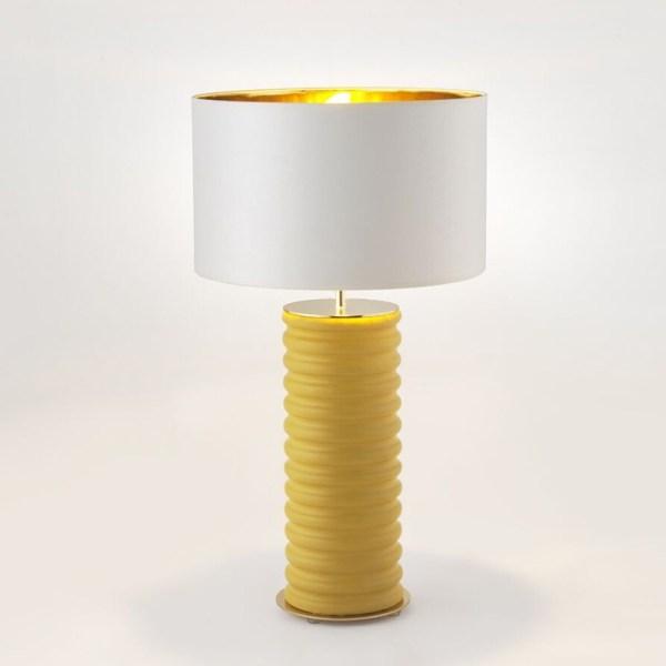 lámpara de mesa Taro de Aromas del Campo