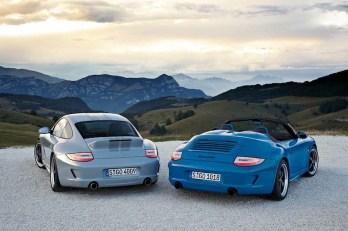 Porsche 911 Sport Classic und Speedster