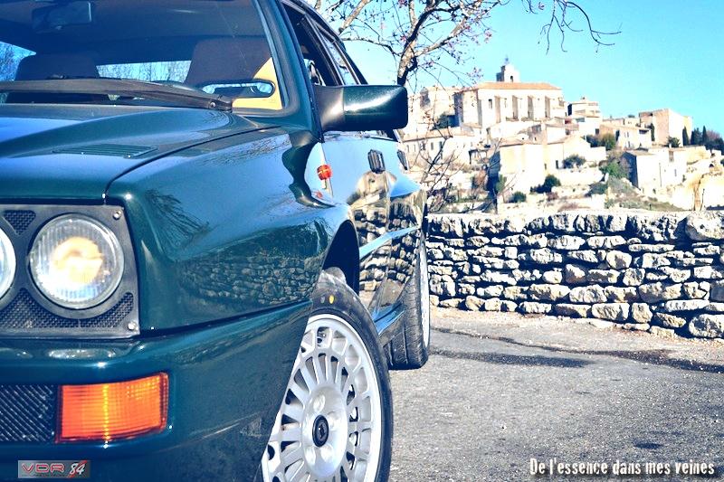 #13Lancia Delta HF Integrale Evo1 WRC VerdeYork3:4avgordes