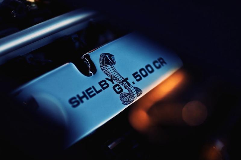 1967 Shelby GT500 - Classic Recreation 900S … Eleanor, la vraie !couvreculasse