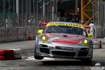 2013-Baltimore-ALMS-No45-Flying-Lizard-Porsche-Chicane27