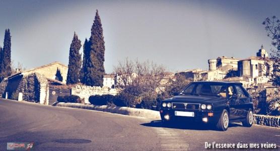 31Lancia Delta HF Integrale Evo1 WRC VerdeYorkavantloin