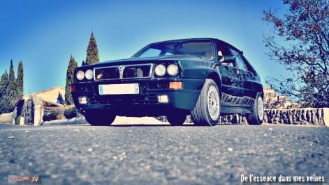 32Lancia Delta HF Integrale Evo1 WRC VerdeYorkavantsol