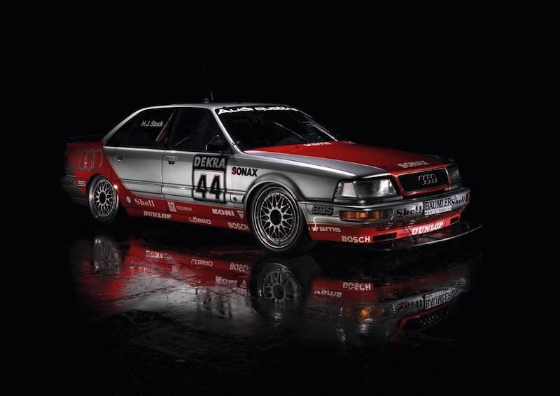 Audi V8 quattro DTM 1992