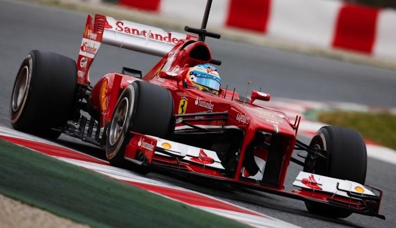 F1 … la saison 2013alonso