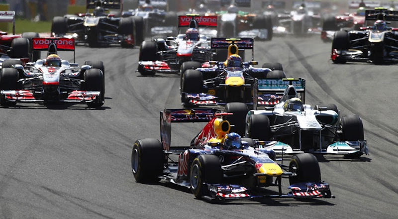 2011 Turkish Grand Prix - Sunday