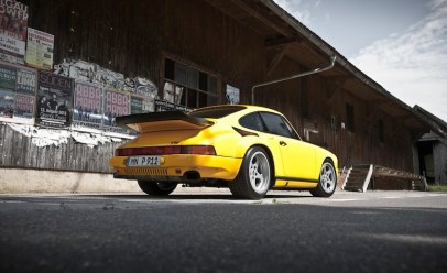Faszination on the Nürburgring - Here come the Yellow BirdC1Darrière