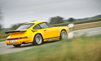 Faszination on the Nürburgring - Here come the Yellow Birdphoto
