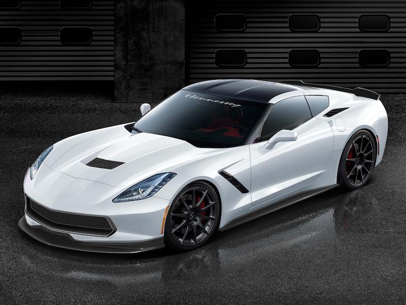 La Corvette C7 qui hurle de plaisir à 200 mph ! Ce bruit … O_o3:4av