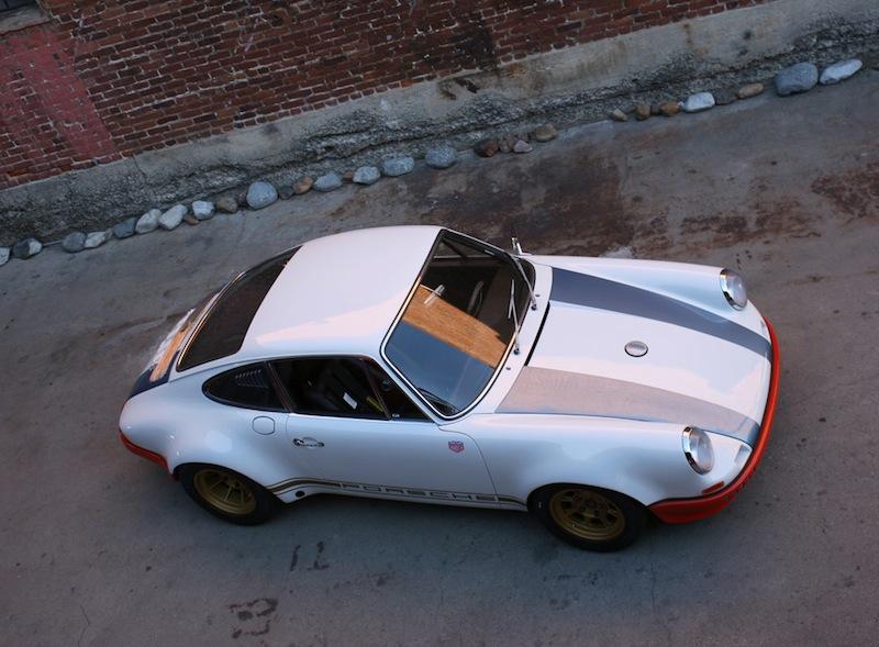 Magnus Walker - La 911 dans les veines !racing