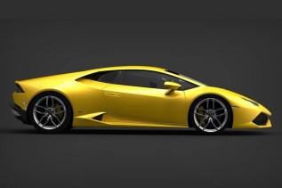 nouvelle-Lamborghini-Huracanprofil