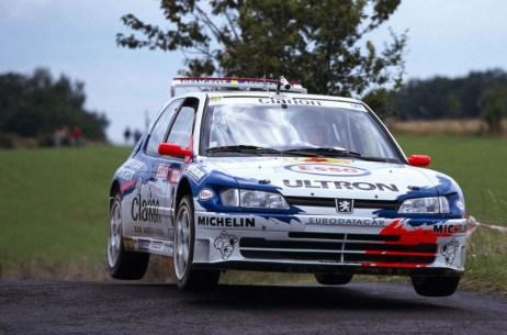 356 - Rallye France 1997. Rouergue. Panizzi/Panizzi. Peugeot 306 Maxi.