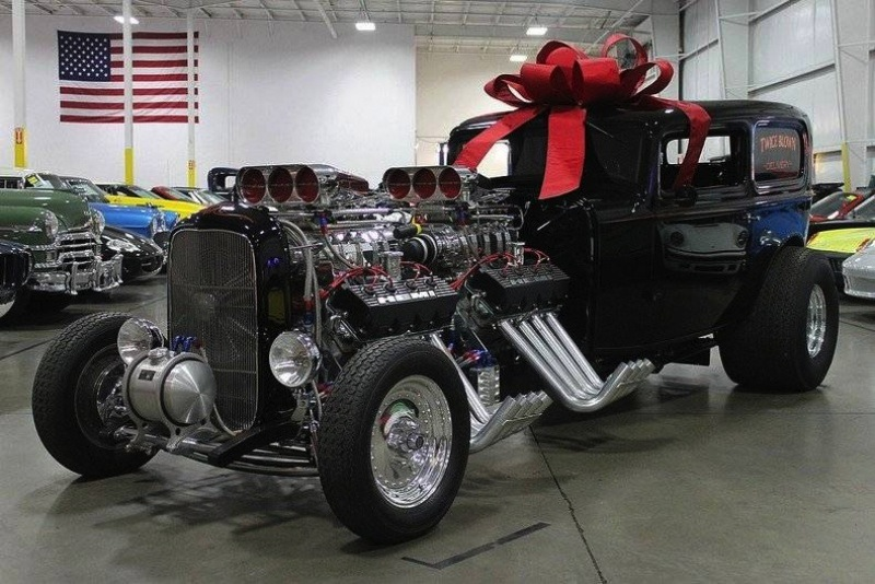 Ford 32 Twice Blown - cadeau