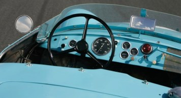 Gordini type 24S interieur