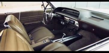Impala LowRiderinterieur