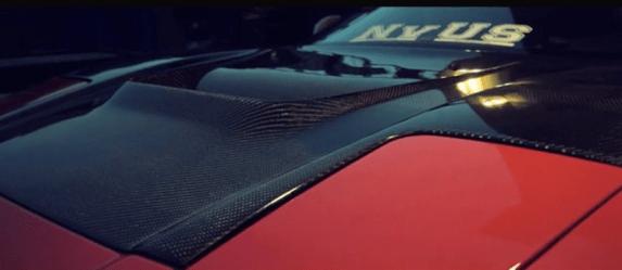 NSX DREAMcarbone