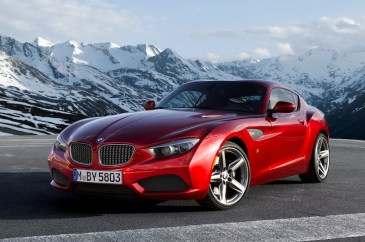 Zagato BMW coupe