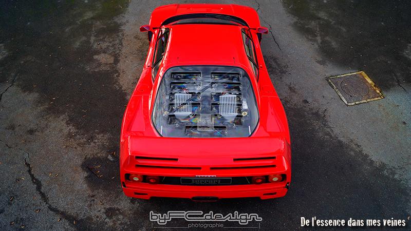 byfcdesign Ferrari F40 13