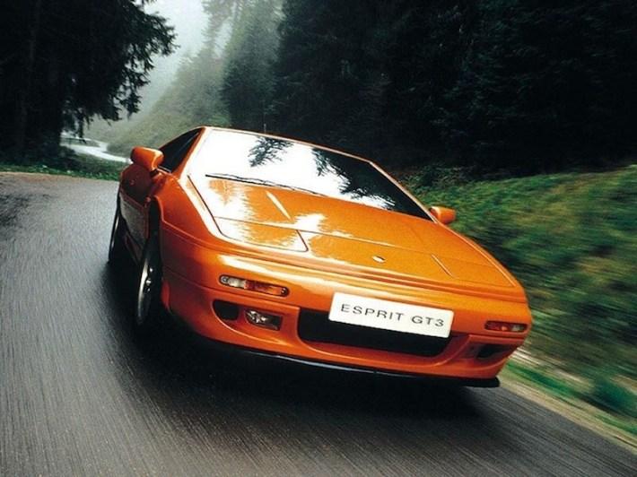 esprit V8 orange