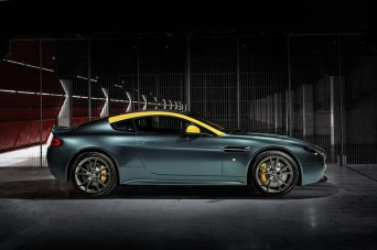 Aston Vantage N430profil