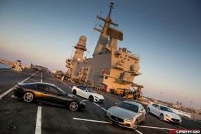 Maserati aircraft carriergamme