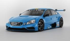 Volvo V8 Polestarracing solo