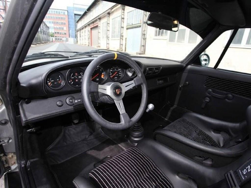 911 3,2 DP Motrosportsinterieur