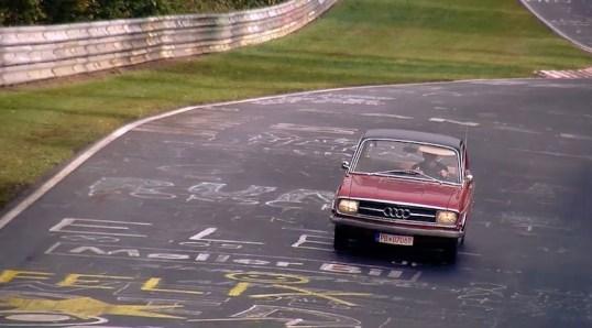 Audi Nurb cs track