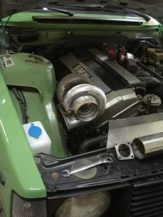 Coupé 242 stance Swap BMW1200