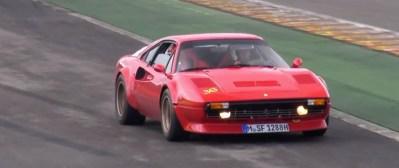 Ferrari Spa Rouge