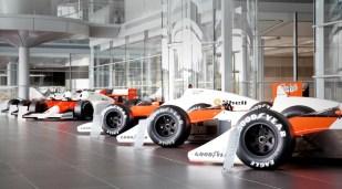 McLaren 51 ansF1boulevard