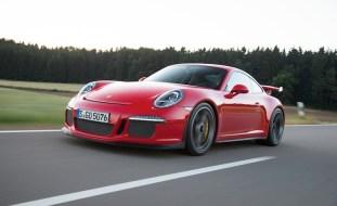 Porsche 991 4WSgt3