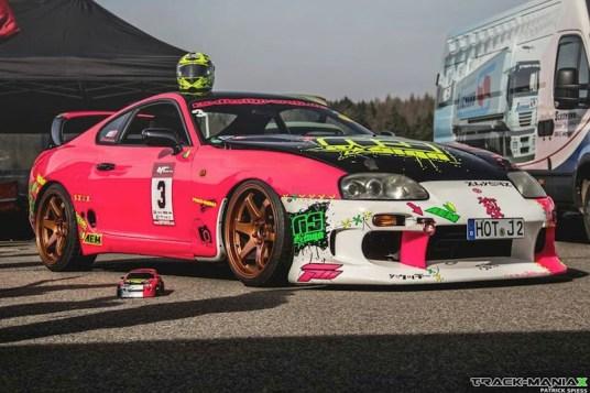 Supra Pink RS Design 10
