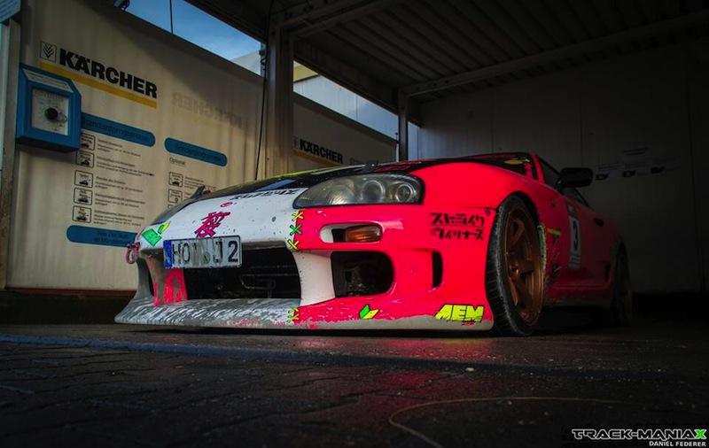 Supra Pink RS Design 50
