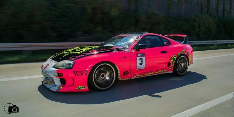 zzzz Supra Pink RS Design titre