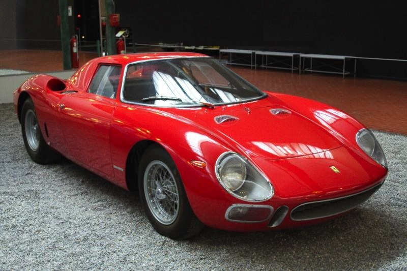 DLEDMV_Ferrari_250_LM_Red